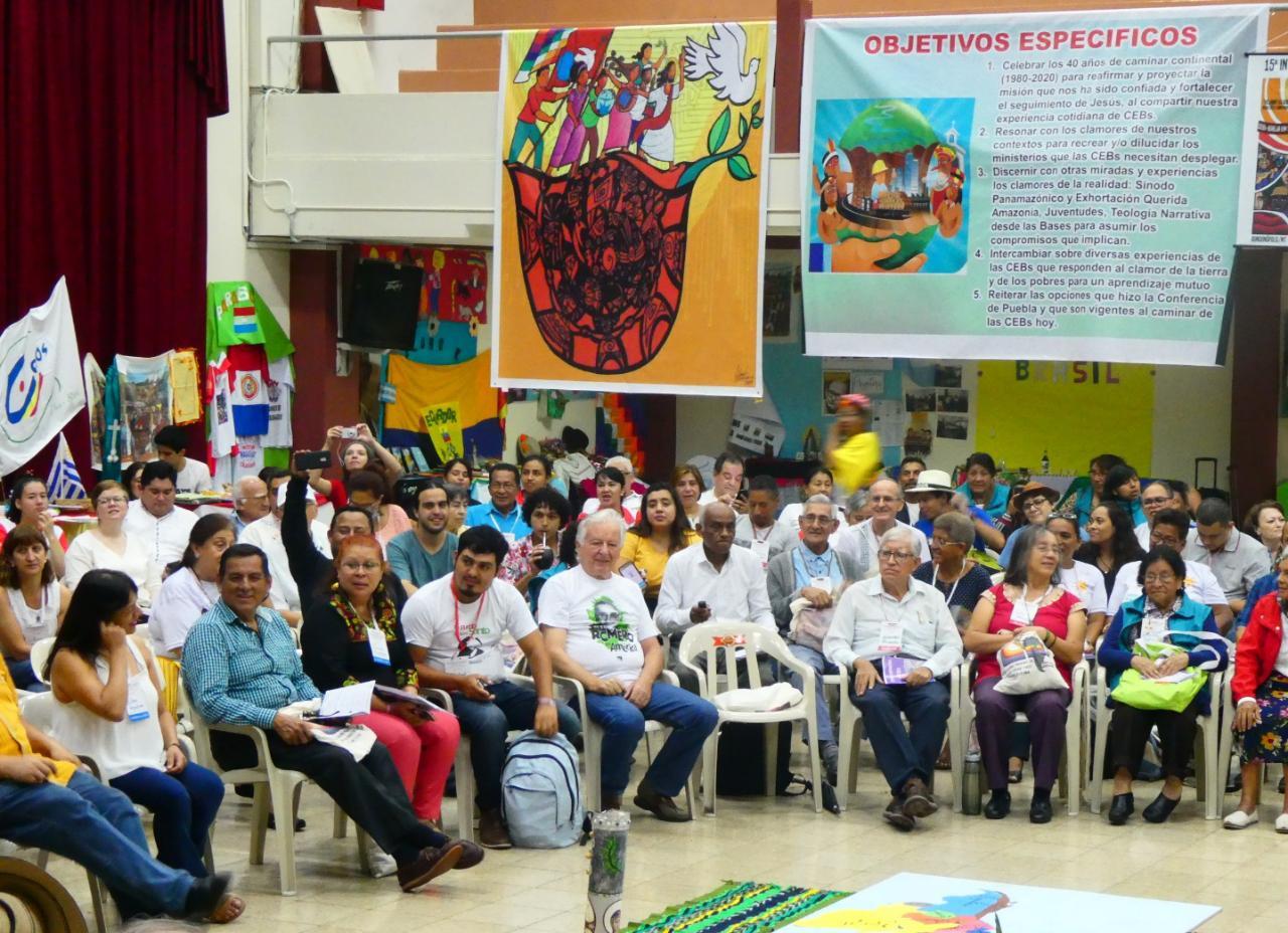 XI Encuentro Continental de las CEBs se realizó en Ecuador | Arquidiocesis  de Guayaquil